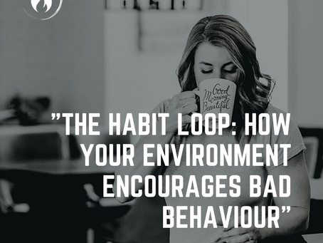 Awareness and Mindfulness of the Habit Loop