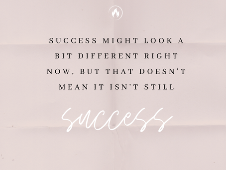How Success Looks Different