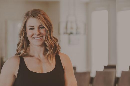 Nutrition Lifestyle and Mindset coach smiling warmly