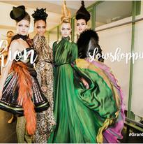 Concepto evento de moda