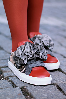 CELESTE TERRACOTA sapatilhas