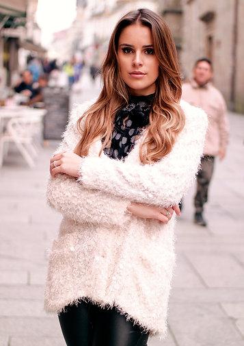 PEARL casaco oversized