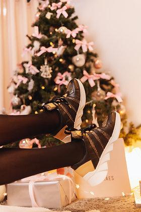 RUTE BLACK sapatilhas