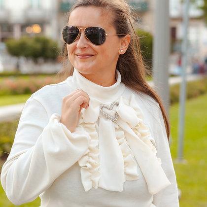 ISADORA WHITE camisola malha