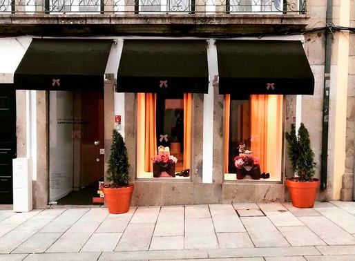 Dora Guimarães Abre Showroom no Centro Histórico de Braga