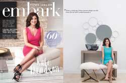 Kate Davidson, Embark Magazine