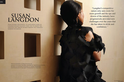 Susan Langdon, Press the Fashion