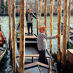The Four Gondoliers