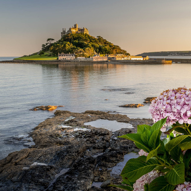 View From Marazion To St Micheals Mount