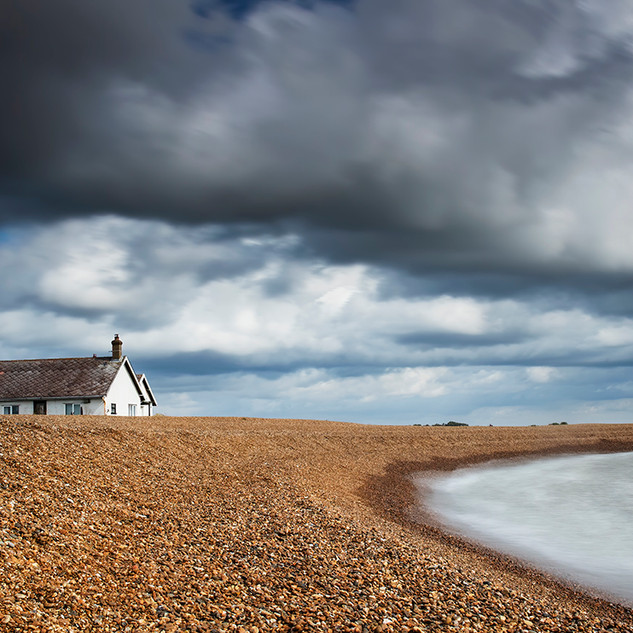 Bungalow at Shingle Street