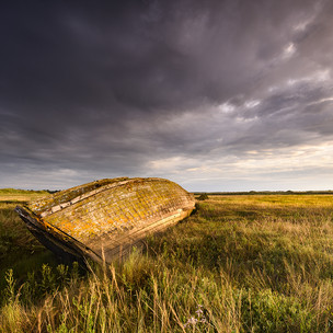 Foreboding - St Oysth Wreck