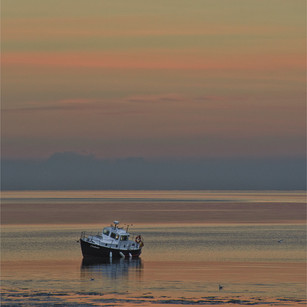 Waiting on the Evening Tide