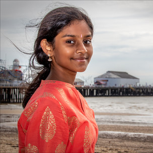 SHIPRA'S DAY AT THE SEASIDE