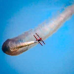 Pitts S2S muscle biplane