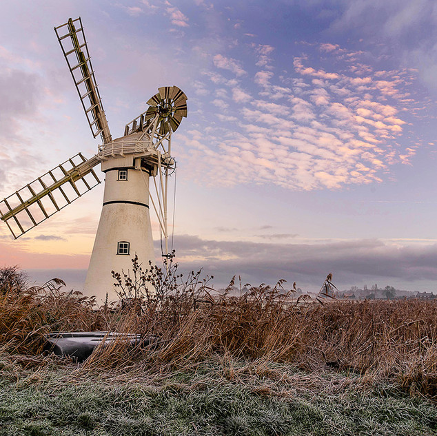 Thurne Windmill