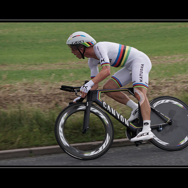 Tony Martin  World Champion
