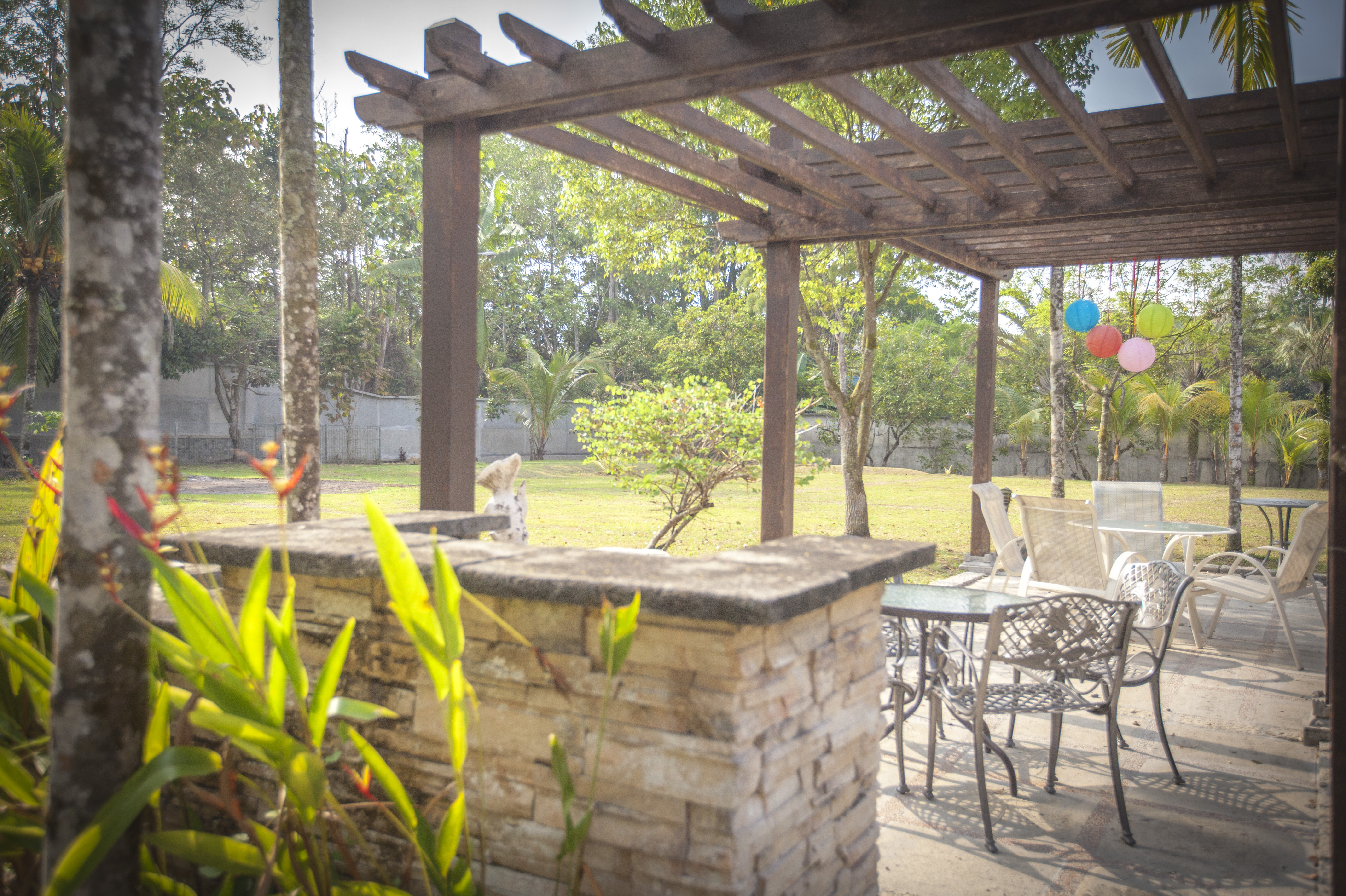 FCC_Garden Patio_BBQ Pit Perspective