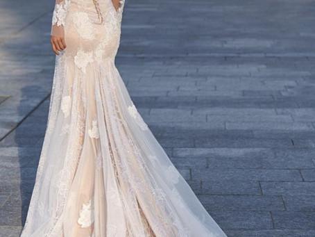 """Купить свадебное платье рыбка -модель """"Shaina"""" уже в наличии!"""