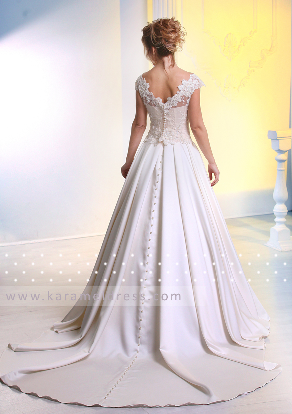 свадебное платье МИЛАРА