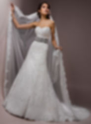 свадебная фата кружевная, фата кружевная, свадебная фата киев, свадебная фата купить киев