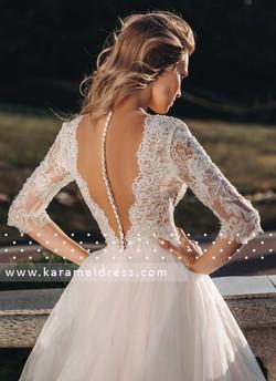 Свадебное платье ЛОТОС