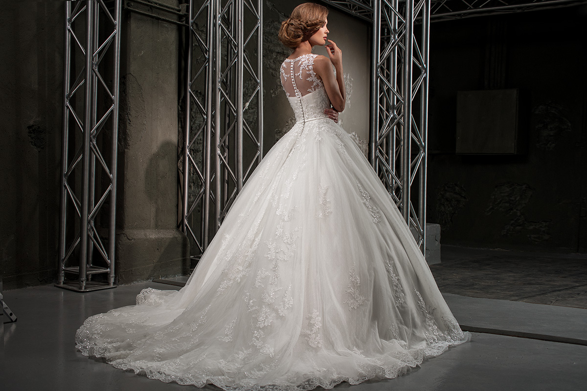 Свадебное платье МОНРЕАЛЬ