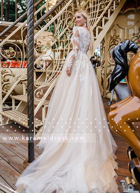 Свадебное платье ЗЛАТА
