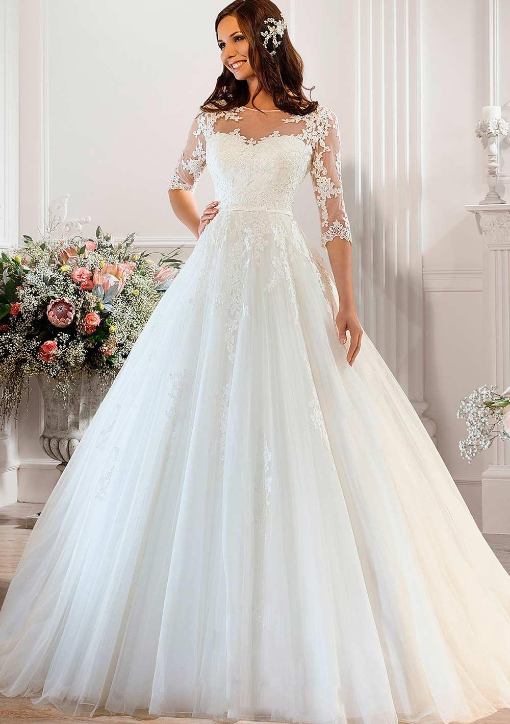 """свадебное платье """"габриэль"""""""