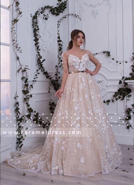 """Весільна сукня """"Флора"""""""