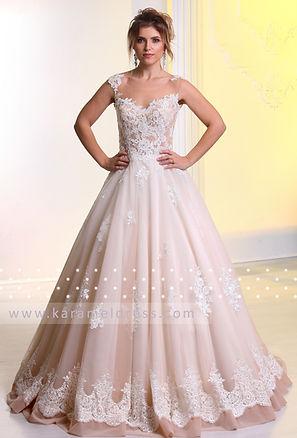 весільна сукня мілла нова, вксільна сукня бежева, весільні сукні 2019, свадебные плать купить