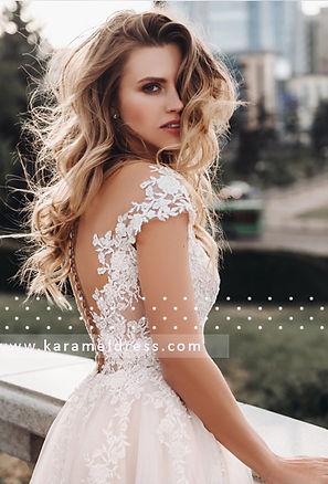 свдбные патья 2019, свадебные платья купить киев, свадбное платье с прозрачной спинкой