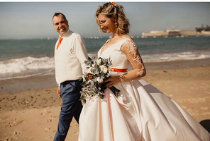Свадебное платье Киев - пошив на заказ