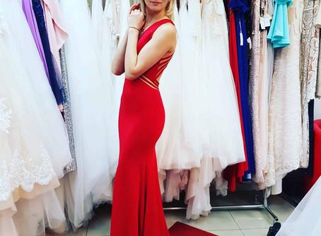 Вечерние и выпускные платья - в наличии более 100 моделей!
