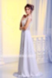 свадебное платье купить, свадебный салон киев, дорогие свадебные платья, оригинальные свадебные платья, шифон, прямое