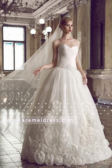 Свадебное платье Нинель.