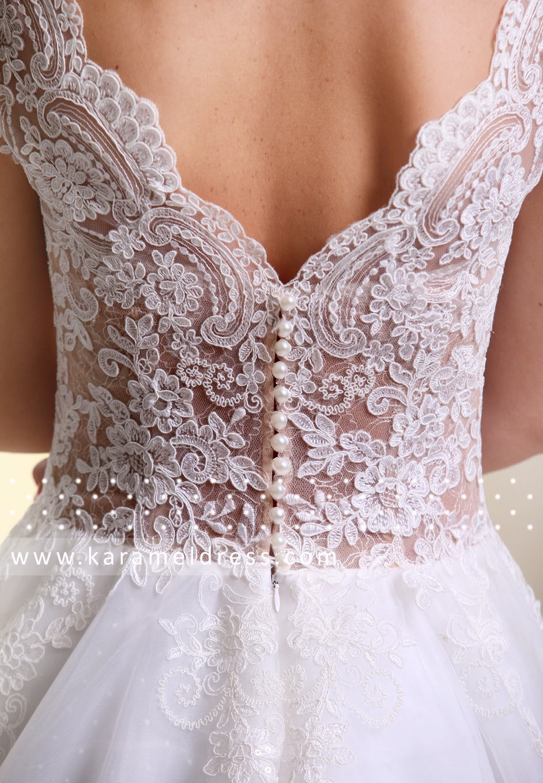 свадебное платье ДОЛОРЕС