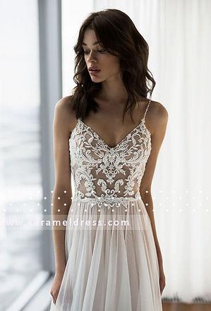 5eaf34ccef5 свадебное платье легкое на бретелях свадебное платье киев купить недорогое