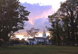 BHPC graveyard sunset