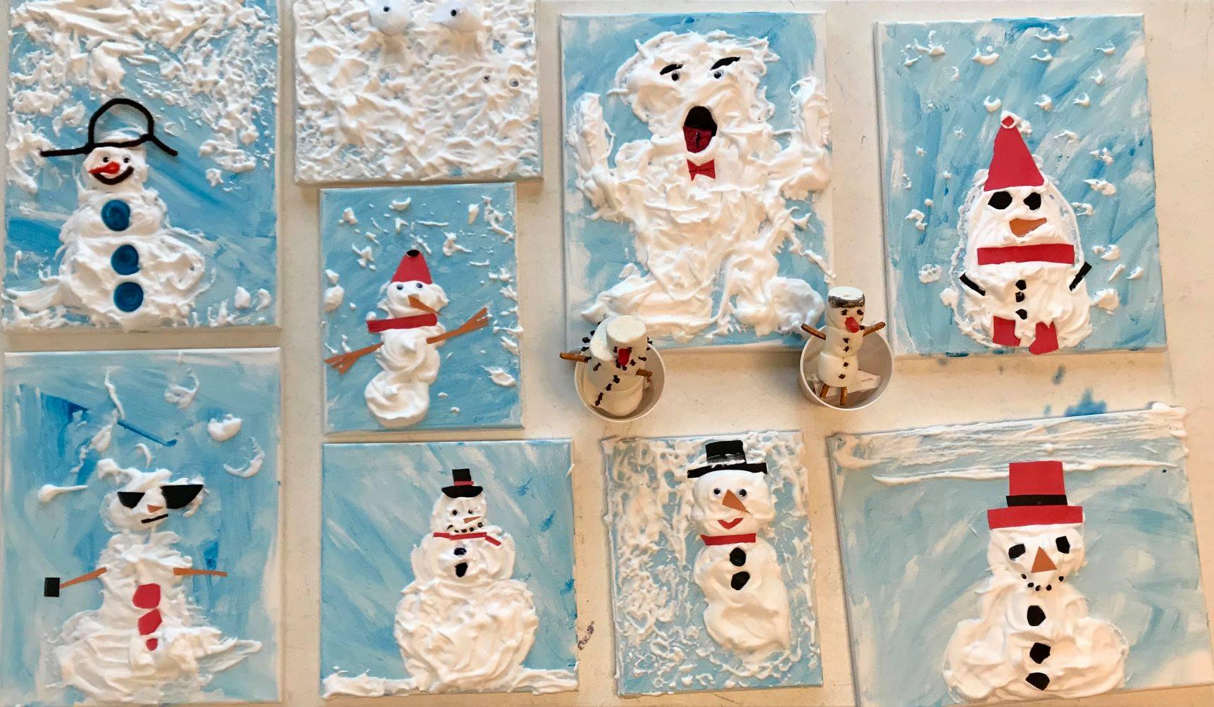 kids snow craft 1