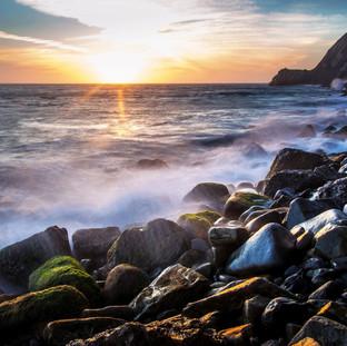 Sunset at Point Magu