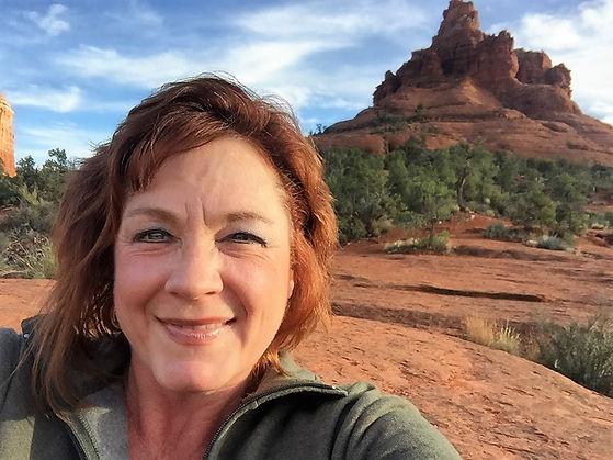 HEALtours Sedona Donna Ballenger Bell Rock