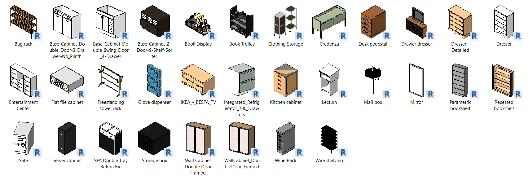 Furniture - Storage  Gallery.PNG
