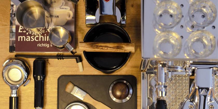 Kaffee mal anders - Verleih