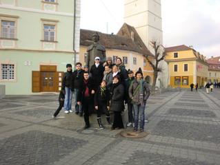 Posjet partnerima u Rumunjskoj