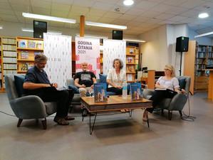 Snježana Lančić sudjelovala je na predstavljanju Kronike Zavičajnog društva Virovitičana u Zagrebu