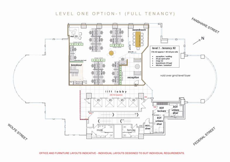 22 Fanshawe Level 1 (option 1)