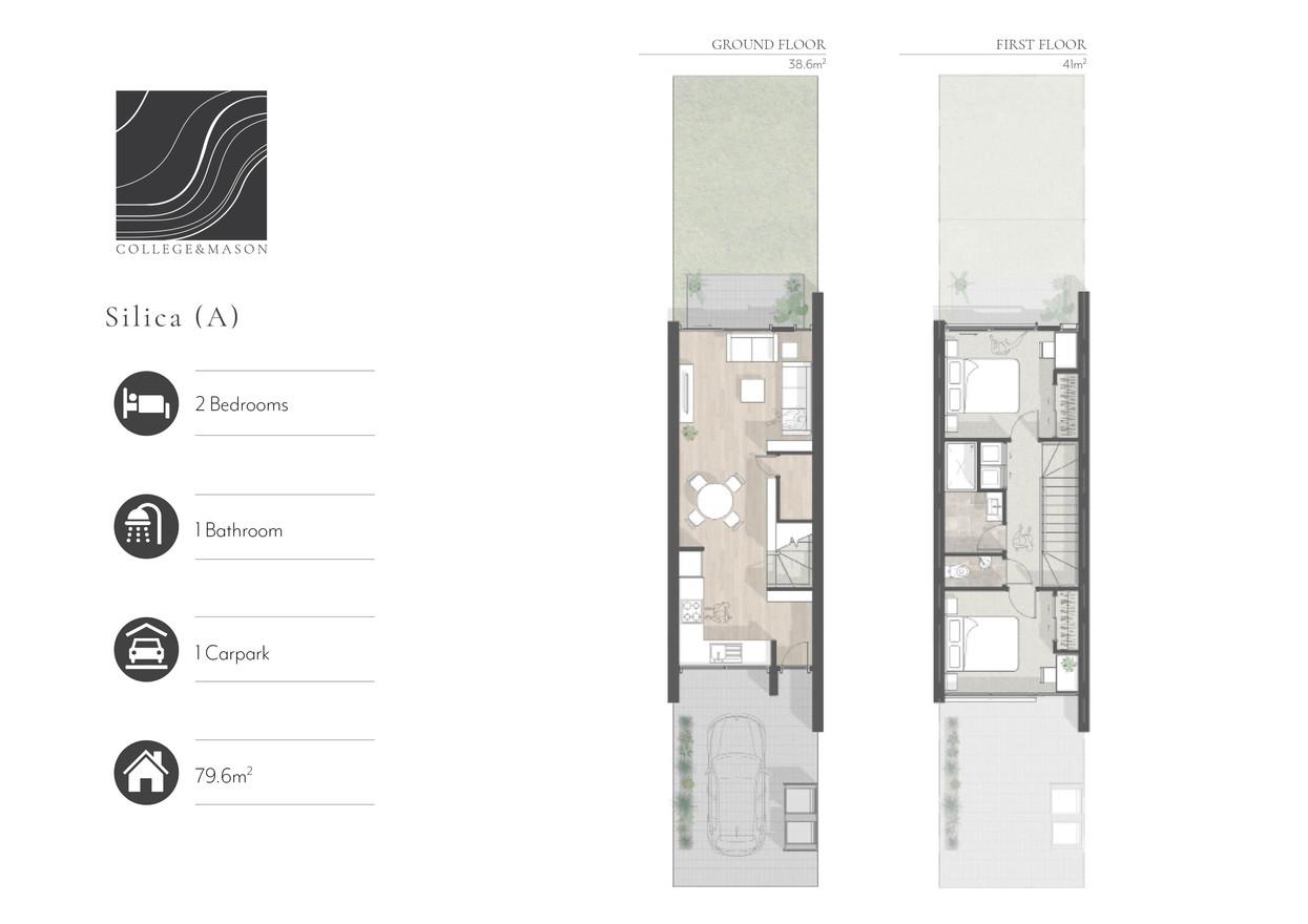 Silica Floorplan