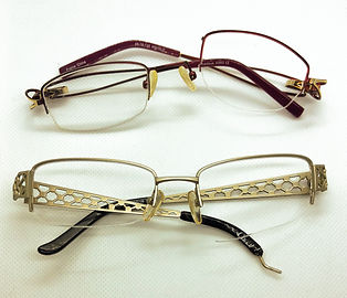 fix broken glasses