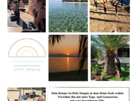 Yoga Retreat - October 2021