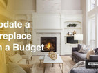 How to Update a Fireplace on a Budget in Longmont, Colorado